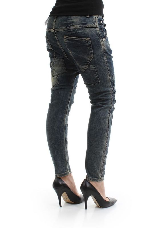 Sexy Woman Boyfriend Jeans Women - P314802 - Colore 09 – Bild 3