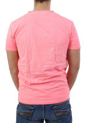 Scotch & Soda T-Shirt Men - 1401-01.51108 - Lachs Dessin B – Bild 1