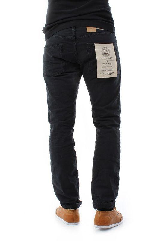 Scotch & Soda Jeans Men - RALSTON 1405-01.85015 - Black #90 – Bild 2