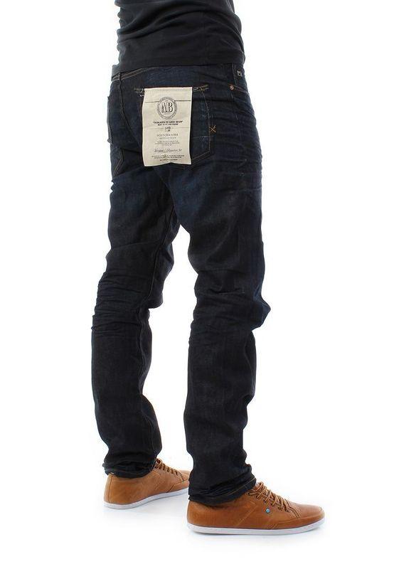 Scotch & Soda Jeans Men - VERNON 1405-12.85055 - Blue Denim #48 – Bild 5