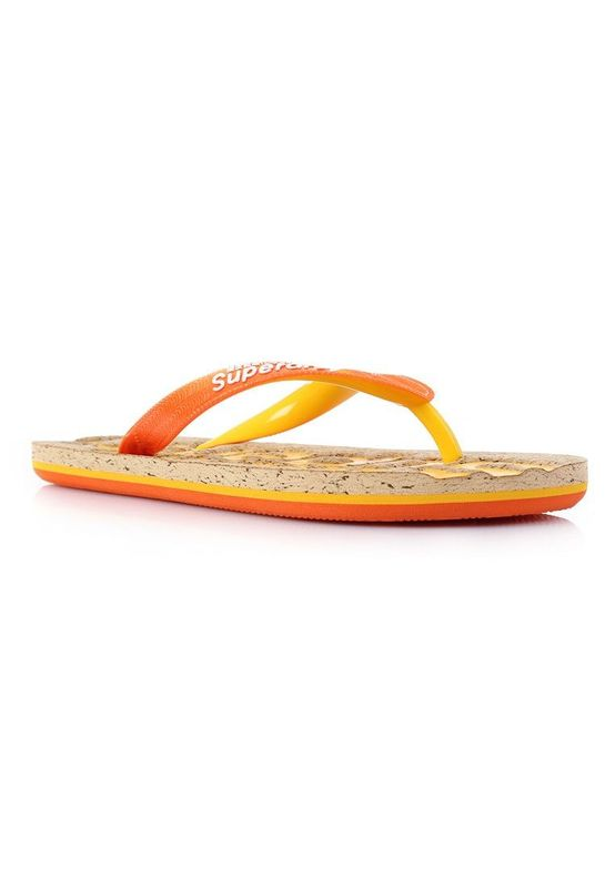 Superdry Zehentrenner Women - GS01S279 - Yellow-Burnt Orange – Bild 3