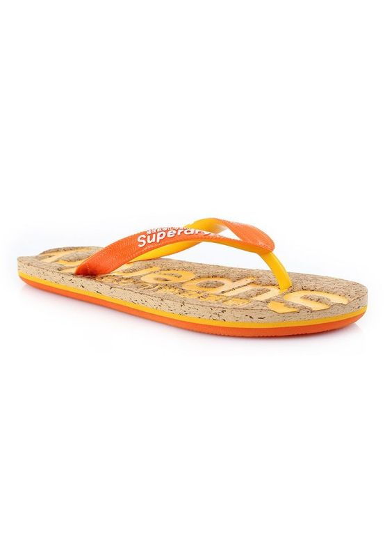 Superdry Zehentrenner Women - GS01S279 - Yellow-Burnt Orange – Bild 4