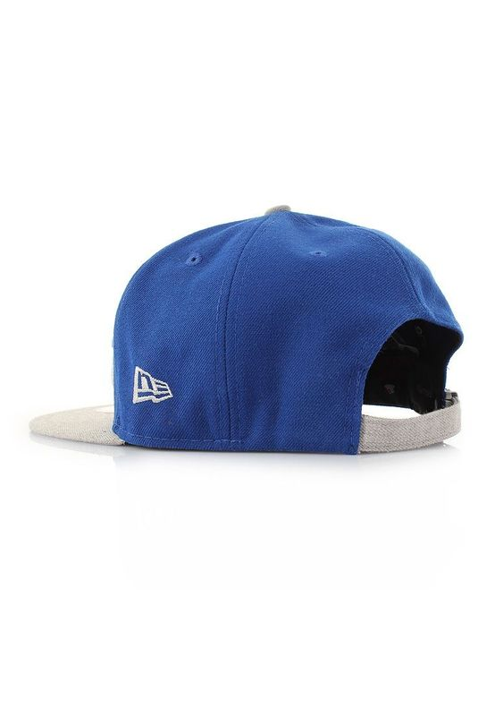 New Era Team Script Heather Snapback - SAN FRANCISCO GIANTS - Royal-Grey – Bild 2