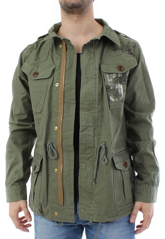Scotch & Soda Parka Men - 1401-02.10025 - Military #65 – Bild 4