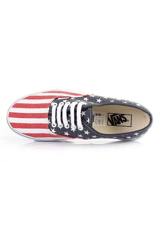 Vans Schuhe - AUTHENTIC - Van Doren Stars & Stripes – Bild 5
