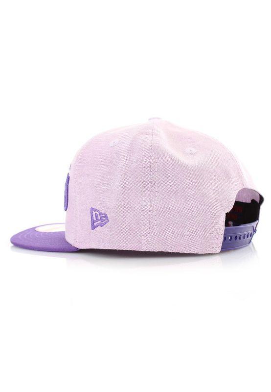 New Era Retroscholar2 Snapback - LA DODGERS - Purple – Bild 2