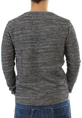 Scotch & Soda Pullover Men - 1404-07.50002 - Charcoal #940 – Bild 1