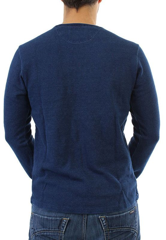 Scotch & Soda Pullover Men - 1404-07.50002 - Indigo #51 – Bild 2