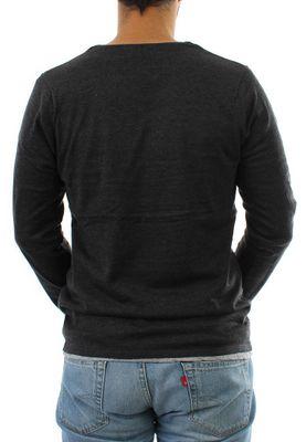 Scotch & Soda Pullover Men - 1404-08.60026 - Charcoal #960 – Bild 1