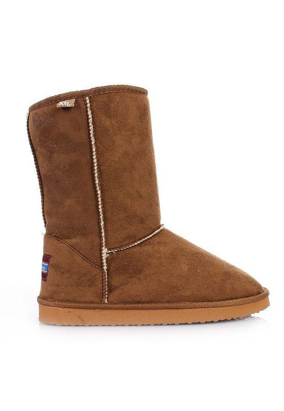 Xti Territory Boots Women - 27380 - Camel – Bild 1