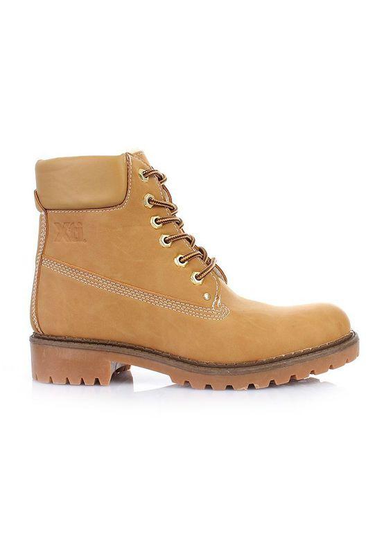 Xti Territory Boots Women - 27103 - Camel – Bild 1