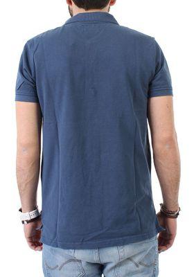 Shine Poloshirt Men 2-45346 Dark Blue – Bild 1