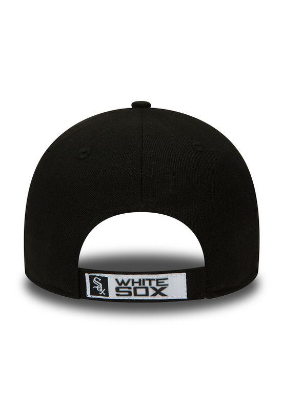 New Era 9Forty Adjustables CHICAGO WHITE SOX Black White – Bild 1