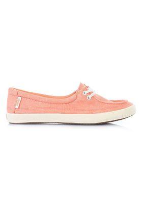 Vans Schuhe Women RATA LO Washed Canvas Cantaloupe – Bild 0