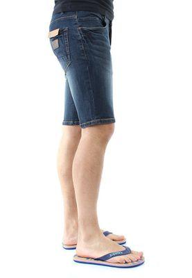 Shine Shorts Men WALL STREET 52011 Band Blue – Bild 2