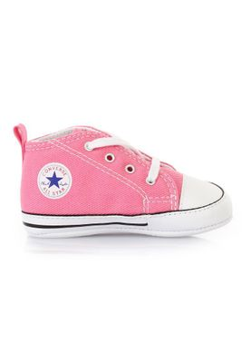Converse Kinderschuhe FIRST STAR 88871 Pink – Bild 0
