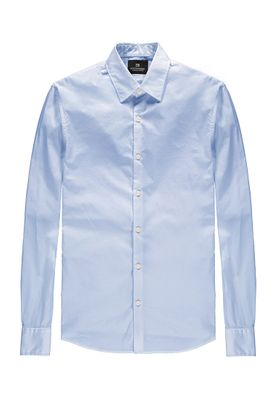 Scotch & Soda Hemd Men 9901-99.20099 Hellblau #50 – Bild 0