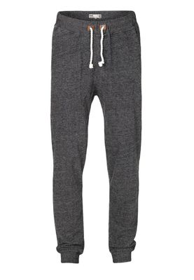 Solid Jogginghose Men ROSWELL Grey Melange – Bild 0
