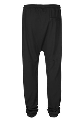 Solid Jogginghose Men SINBAD Jet Black – Bild 1