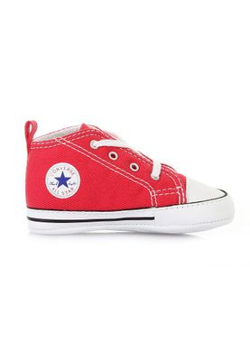Converse Kinderschuhe FIRST STAR 88875 Rot – Bild 0
