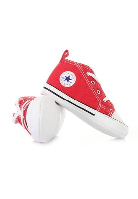 Converse Kinderschuhe FIRST STAR 88875 Rot – Bild 1