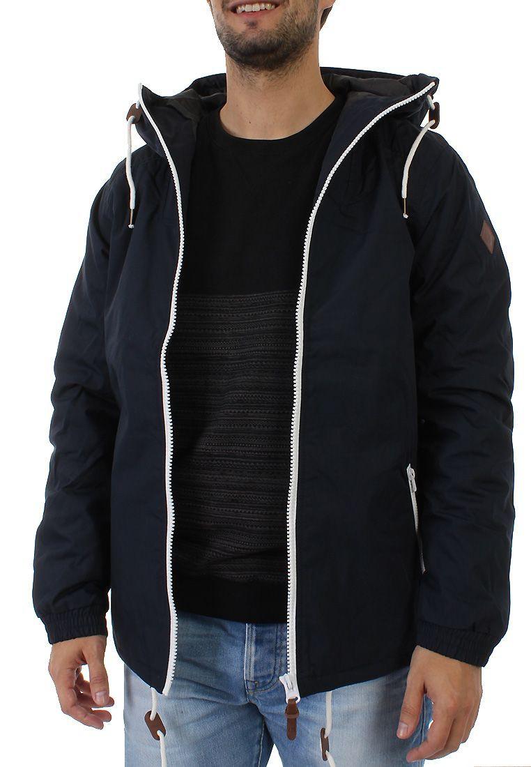 Details About Men Jacket Insignia Solid Spunk Blue Tl1KcFJ3