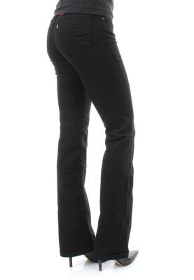 Levis Jeans Women 715 BOOTCUT 18885-0017 Black Sheep – Bild 2