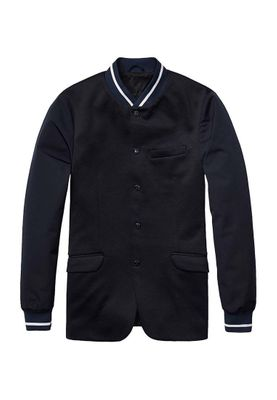Scotch & Soda Blazer Men 16-SSMM-A31 Blau 58 130770