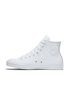 Converse Lederchucks CT AS LTHR HI 1T406 Weiß – Bild 2