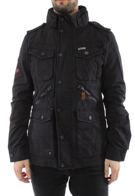 Khujo Übergangsjacke Men STAY Black – Bild 0