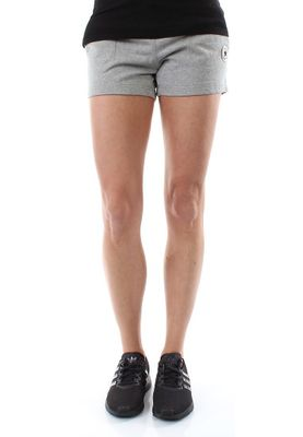 Converse Shorts Women GF CORE SHORT 10000951 Hellgrau 035 – Bild 0