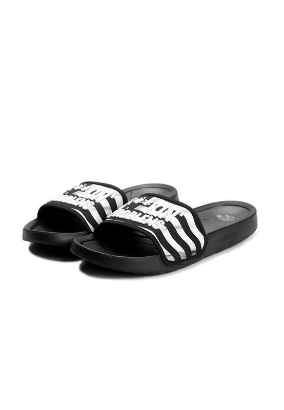 Cayler & Sons Sandalen Men PROBLEMS Black White Ansicht