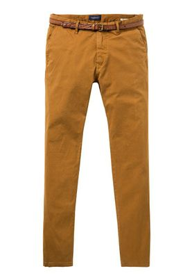 Scotch & Soda Chino Men STUART 16-SSMM-C80 Braun 82 132267