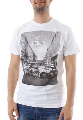 iriedaily T-Shirt Men GREETINGS TEE White – Bild 0