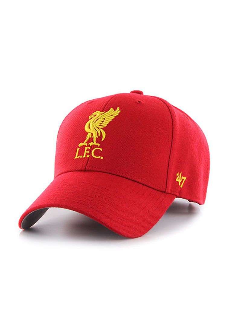 47 Brand EPL MVP04 Adjustable Cap LIVERPOOL FC Rot