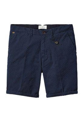 Scotch & Soda Shorts Men 16-SSMM-C81 Dunkelblau D 131051