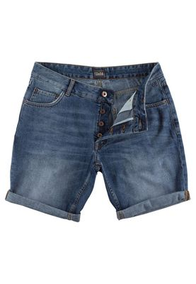 Solid Jeansshorts Men LT JOY STRETCH Medium Use – Bild 0