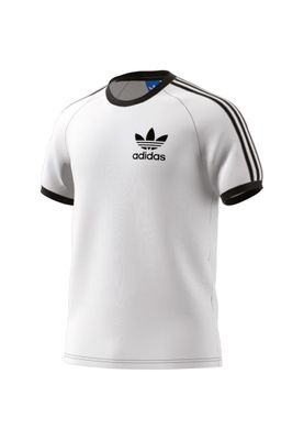 adidas logo shirt mens