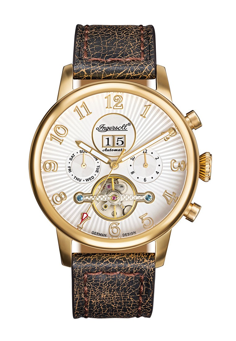 Ingersoll Armbanduhr Cochise - IN1103GWH