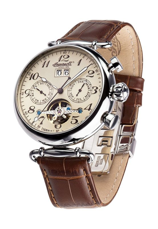 Ingersoll Armbanduhr Walldorf II - IN1319CR