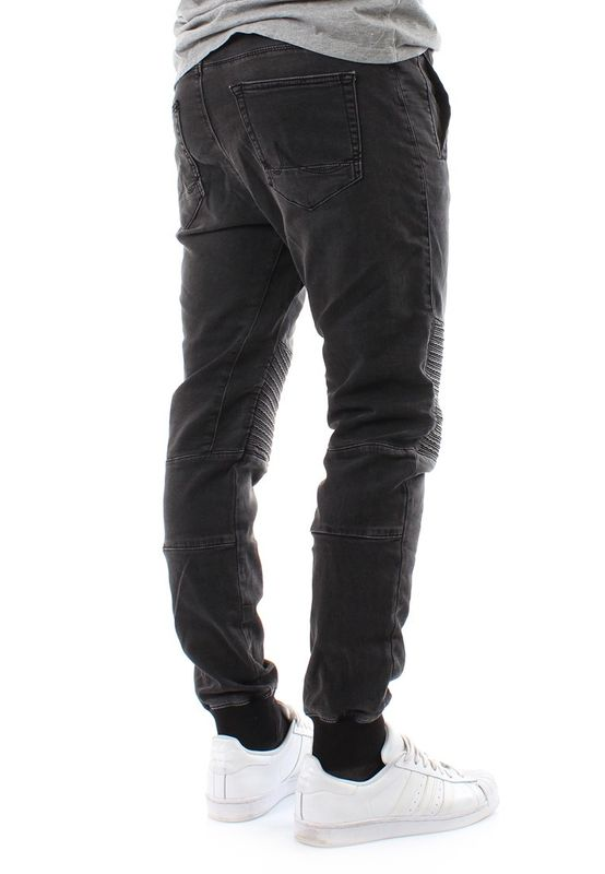 LTB Jogg Denim Hose Men LOYISO Grey Cloud Wash – Bild 3