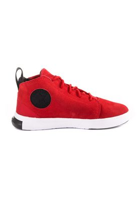 Converse Sneaker Kids CT AS EASY RIDE MID 654291C Rot – Bild 0