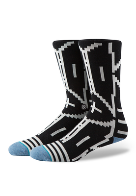 Stance Herrensocken LULUA Black