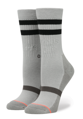 Stance Damensocken I LIKE YOUR KIT Silver