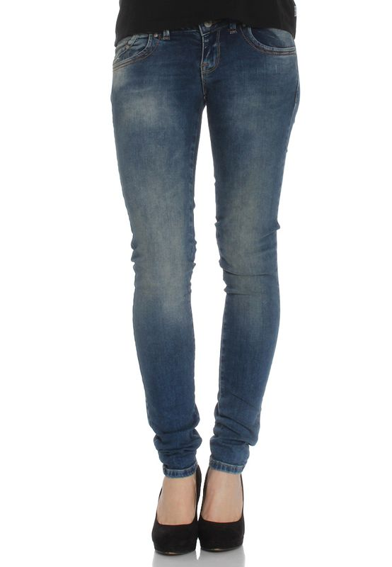 LTB Jeans Women MOLLY Aviola Undamaged Wash – Bild 0