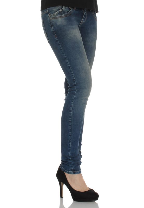 LTB Jeans Women MOLLY Aviola Undamaged Wash – Bild 2