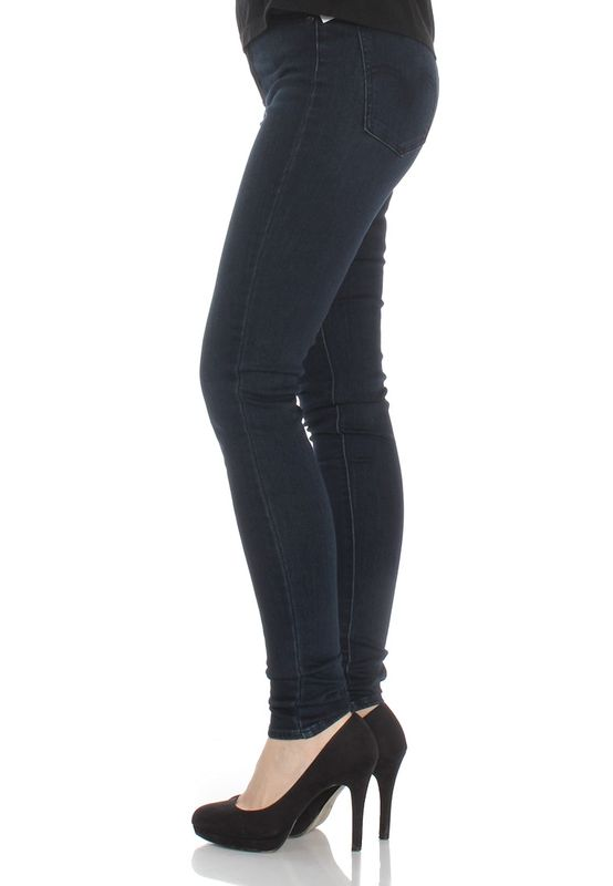 Levis Jeans Women MILE HIGH SUPER SKINNY 22791-0011 Daydreaming – Bild 3