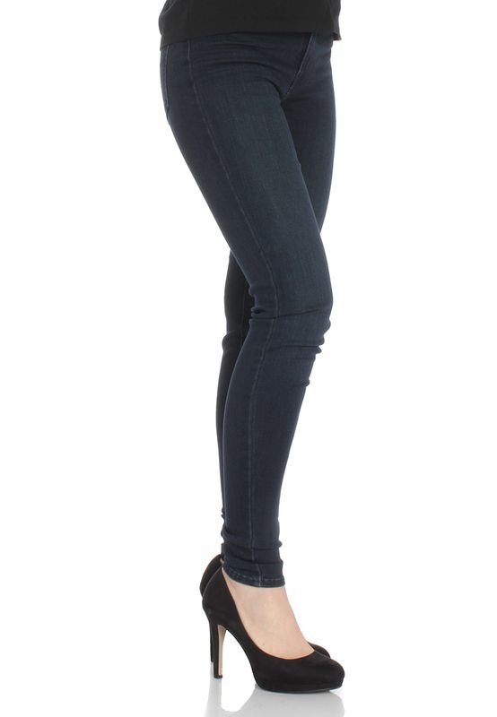 Levis Jeans Women MILE HIGH SUPER SKINNY 22791-0011 Daydreaming – Bild 2