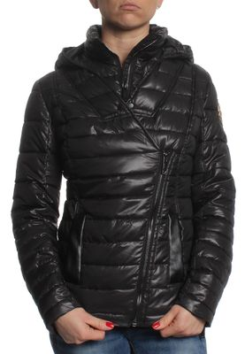 Nickelson Winterjacke Women ONE SIDED Black – Bild 0