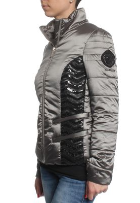 Nickelson Winterjacke Women FRANCO Silver – Bild 2